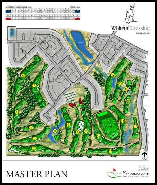 Whitetail Crossing Golf Club