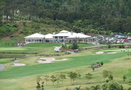 Pauanaui Lakes Resort, NZ