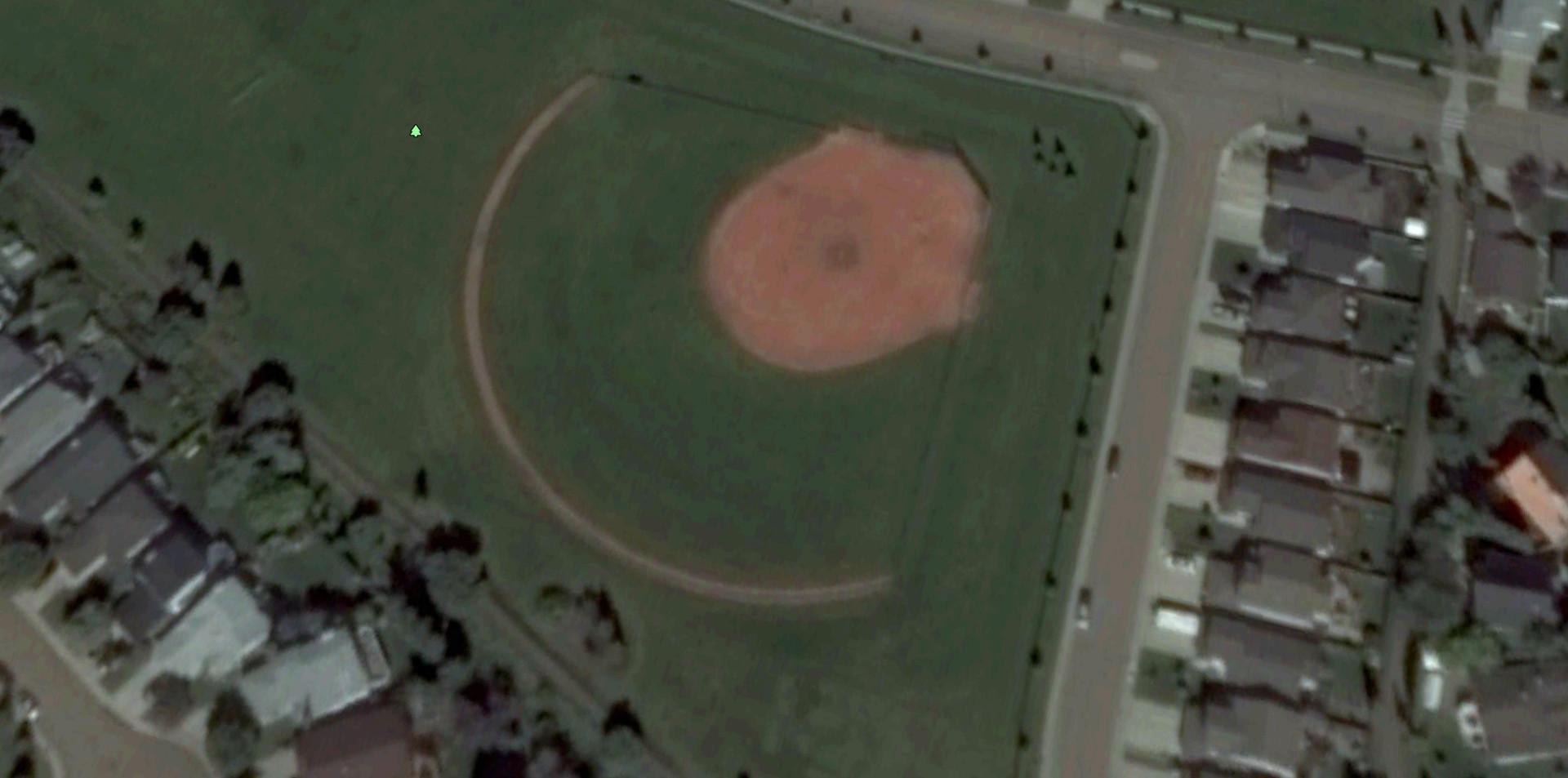 Davidson Ball Diamond