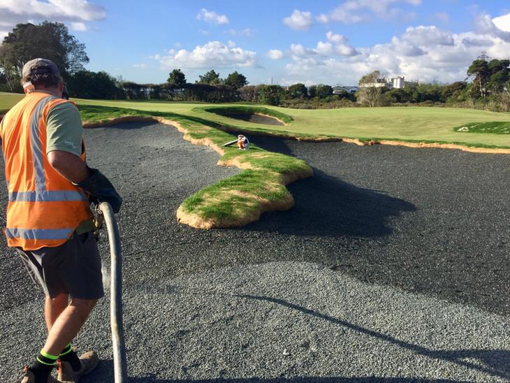 Better Billy Bunker. Royal Auckland Golf Club Hole #8.jpg