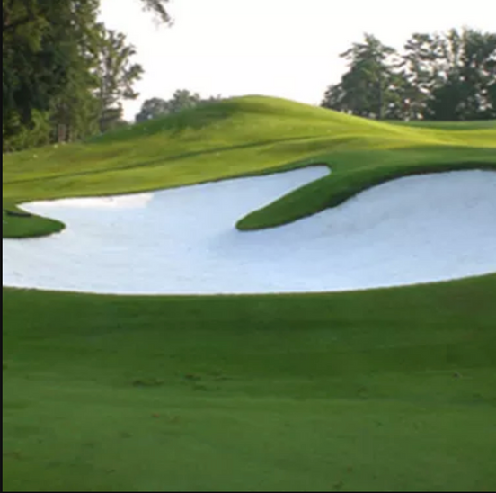 New Bunkers Ready for Play