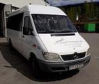 Minibuss Hafjell Transport