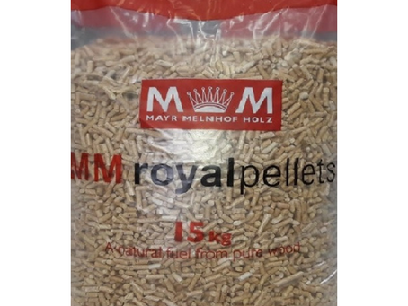 MMRoyal Pellets New to PelletCo