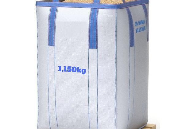Bulk 1150kg Bag MMRoyal Wood Pellets FORKLIFT OFFLOAD ONLY IMMEDIATE DISPATCH