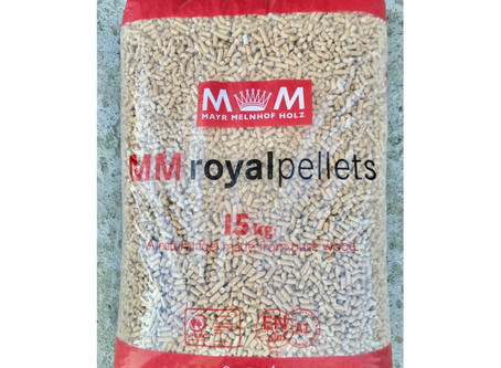 Popular Premium 15kg MMRoyal Bagged Pellets Now Available