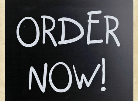 Order Now, Pay and Deliver Later....
