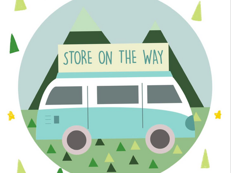 旅遊雜貨 Store On The Way