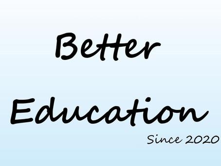 百達教育 Better Education