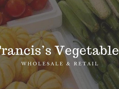 Francis's Vegetables