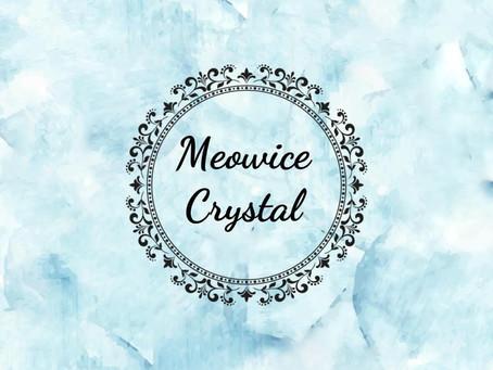 淼冰水晶 Meowice Crystal