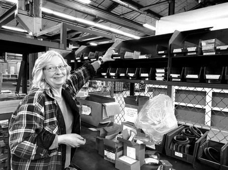 Where are all the women in manufacturing?