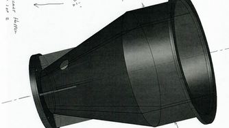 How cylinders, funnels and tanks are rolled into their shapes