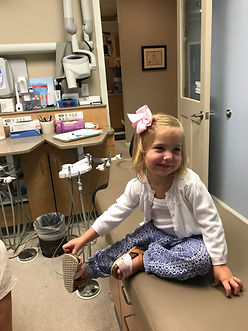 Kids and parents receive excellent dental care and leave happy at Dr Daniel Heard, DDS: Central Arkansas Family Dentistry