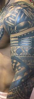 Black Panther Tattoo Trento