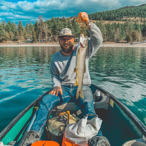 Walstad Fishing Access Site - Convenient Fishing and Great Flathead Lake Access