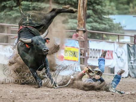 Brash Rodeo - A True Montana Experience