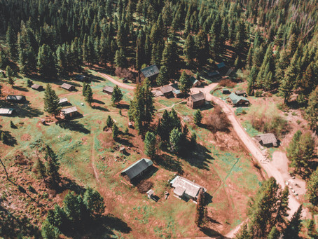 Garnet Ghost Town - An Eerie Glimpse Into Montana's Gold Rush History