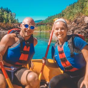 Glacier Raft Company - Whitewater Rafting at Glacier National Park