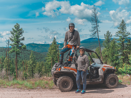 Flathead Off-road UTVs - Shredding Trails Near Flathead Lake
