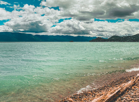 West Shore State Park - Secluded Serenity on Flathead Lake