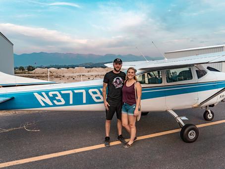 Blue Goose Aviation - Scenic Flights Over Flathead Lake