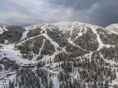 Whitefish Mountain Resort - A World Class Ski Resort Without The Lines