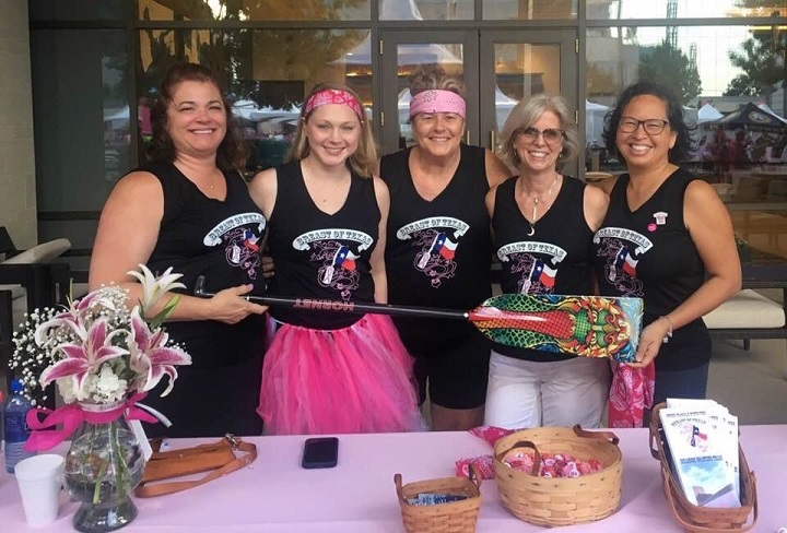 2018 Komen Race for the Cure - Breast of