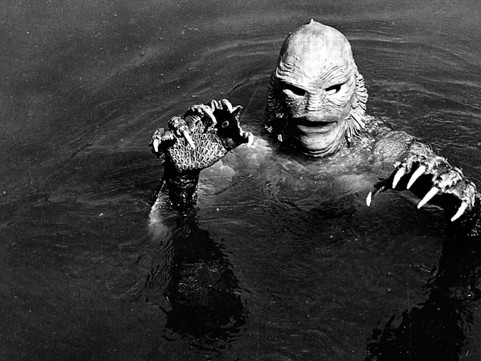 31 Weeks to Halloween: Creature from the Black Lagoon (1954)