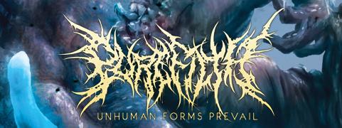 Purefilth - Unhuman Forms Prevail
