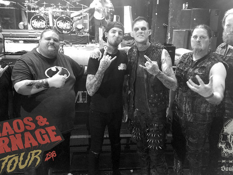 Show Review: Chaos & Carnage Tour 2018