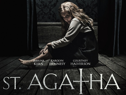 Horror Club: St. Agatha