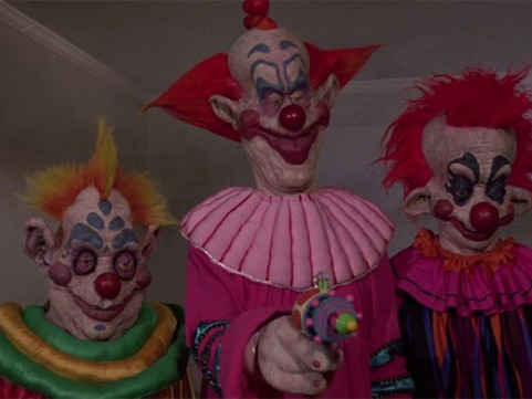 Horror Club: Killer Klowns from Outer Space
