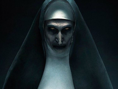 Horror Club: The Nun (spoilers)