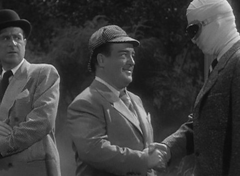 31 Weeks to Halloween: Abbott and Costello Meet the Invisible Man (1951)