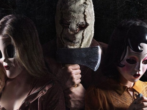Horror Club - The Strangers: Prey At Night (Spoilers)