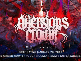 """Prismatic Abyss"" by Aversions Crown Now Streaming!"