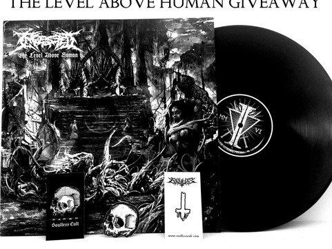 """""""The Level Above Human"""" Giveaway!"""
