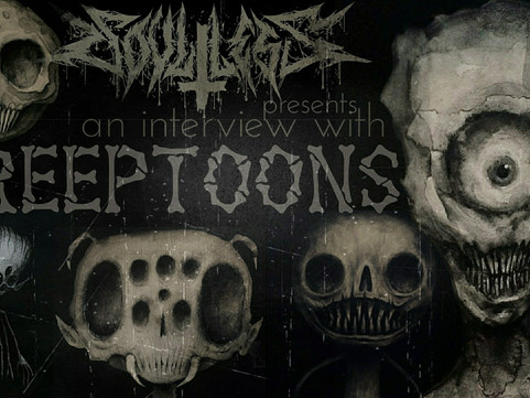 An Interview With CREEPTOONS