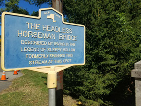 The Legend of Sleepy Hollow, New York