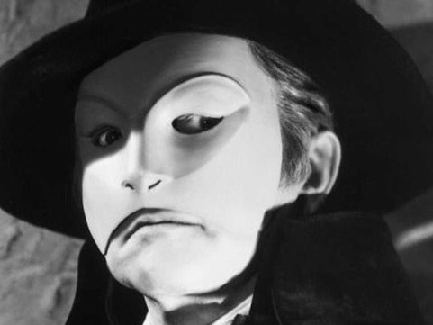 31 Weeks to Halloween: Phantom of the Opera (1943)