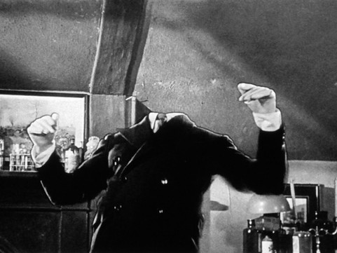 31 Weeks to Halloween: The Invisible Man