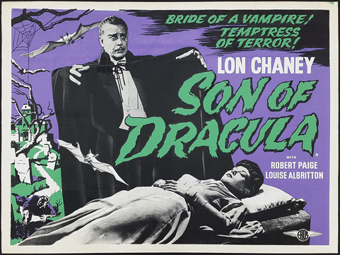 31 Weeks to Halloween: Son of Dracula (1943)