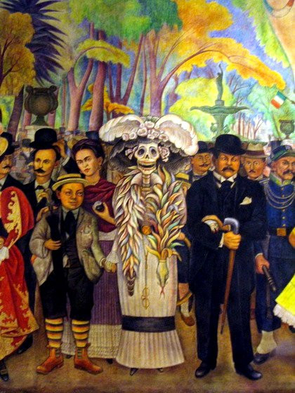 By momo from Hong Kong - The Kid - Diego Rivera, CC BY 2.0, https://commons.wikimedia.org/w/index.php?curid=6013002
