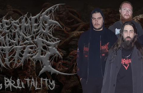 Defleshed And Gutted - The Prophecy in the Entrails