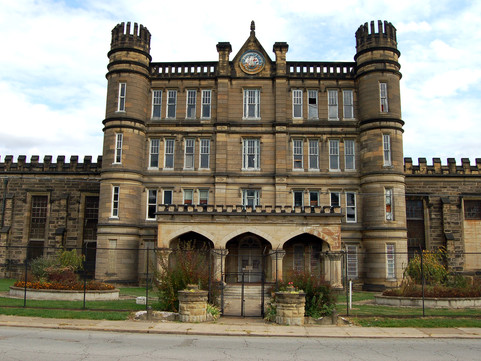 Deathly Destinations: West Virginia State Penitentiary