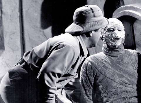 31 Weeks to Halloween: Abbott and Costello Meet the Mummy (1955)