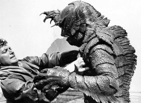 31 Weeks to Halloween: Revenge of the Creature (1955)