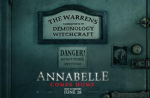 Horror Club: Annabelle Comes Home