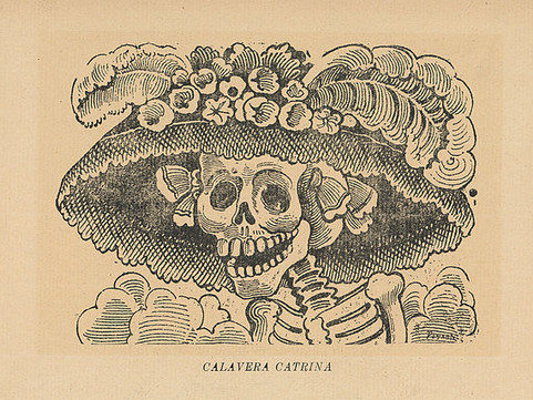 Who Is La Calavera Catrina?!