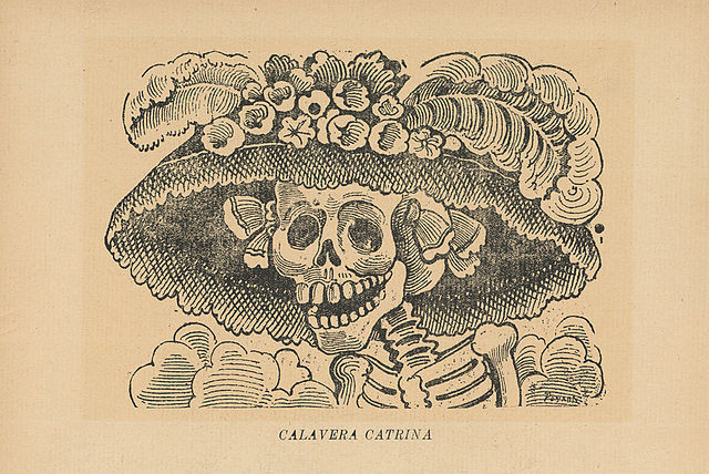 By José Guadalupe Posada - ArtDaily.org, Public Domain, https://commons.wikimedia.org/w/index.php?curid=1485430